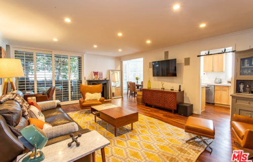 Corner Condo – West Hollywood